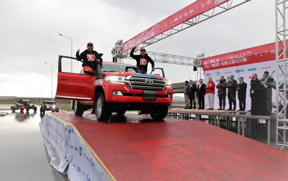 З.Энхболд: Монголд авто раллигийн уралдаан болох нь сайхан хэрэг