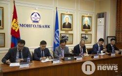 Монголбанк: Мөнгөний нийлүүлэлт 71 тэрбум төгрөгөөр буурчээ