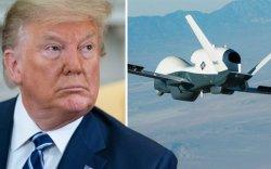 Трамп: Ираны дроныг АНУ сөнөөсөн