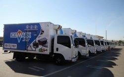 Тэсо Корпораци Японы №1 брэнд ИСИЗУ маркийн машинаар парк шинэчлэлт хийлээ