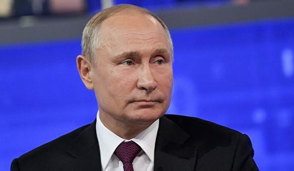 Орост олигарх байхгүй гэж Путин мэдэгдэв
