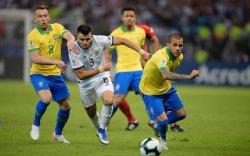 Бразилын шигшээ баг шигшээ тоглолтод шалгарав