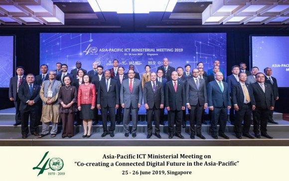 Ази, Номхон далайн орнуудын мэдээлэл, харилцаа холбооны сайд нарын чуулган боллоо