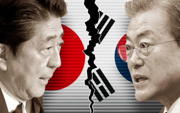 Японы хоригт орсон Солонгосын эдийн засаг хүнд нөхцөлд байна