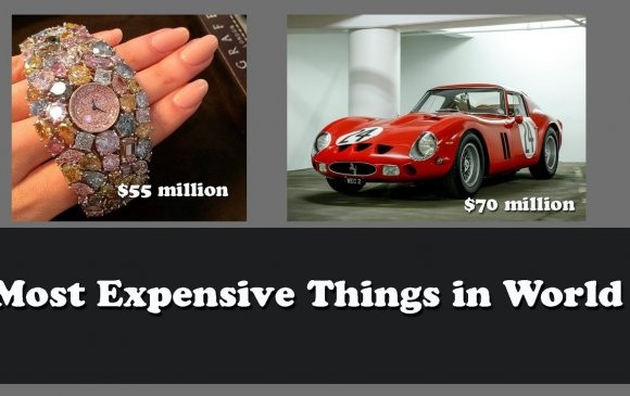 Дэлхий дээрх хамгийн үнэтэй зүйлс