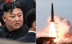 Пёньян: БНСУ-д анхааруулга өгөхийн тулд хоёр пуужин харвасан