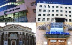 Хөл хорио тогтоосон үед банкуудын ажиллах хуваарь