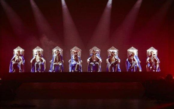 Super Junior Саудын Арабт тоглолтоо хийжээ