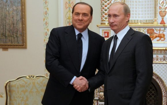 Путинд өгсөн Берлусконийн амлалт
