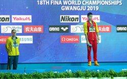 Австралийн М.Хортон Хятадын тамирчинд дургүйцлээ илэрхийлэв