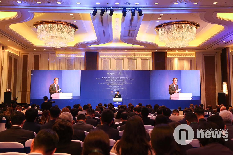 Азийн төлөөх Боао форумын Улаанбаатарын Бага хурал (5)