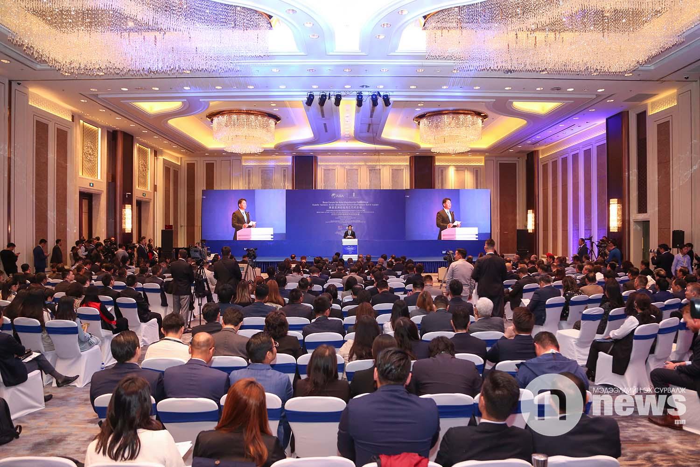 Азийн төлөөх Боао форумын Улаанбаатарын Бага хурал (9)