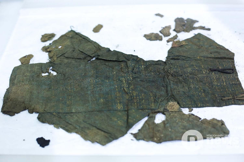 Монголын эзэнт гүрний үеийн археологийн шинэ нээлт (5)