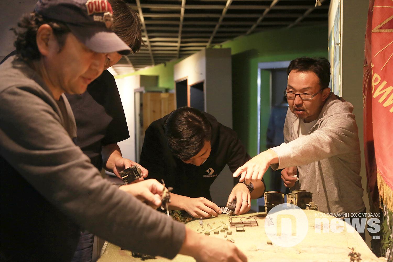 Монгол цэргийн музэй 2