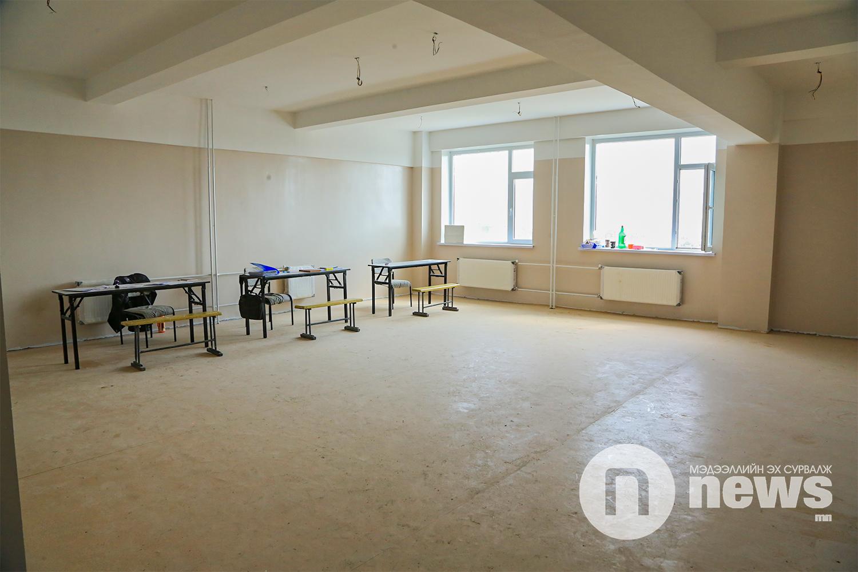 СХД 23р хороо шинэ сургууль 2