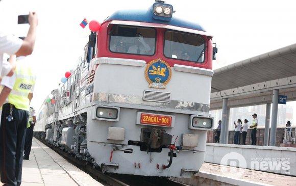 Зорчигчийн галт тэрэг гурван чиглэлд явж эхэллээ