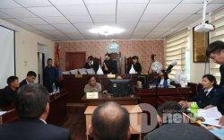 Б.Хурц нарт холбогдох шүүх хурлыг завсарлуулав