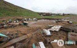 Хан-Уул дүүрэгт үхэл, амьдрал өрссөн үер болжээ