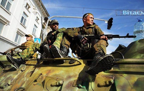 АНУ Украинд үзүүлэх цэргийн тусламжаа царцаав