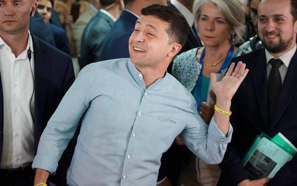 Зеленскийн цалингийн хэмжээг ил болгожээ