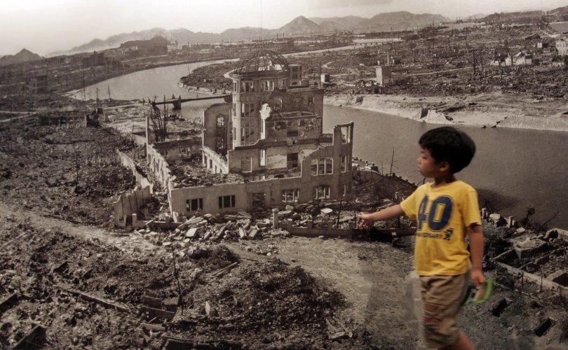 Япон эхэлж атомын бөмбөг хаясан бол юу болох байв?