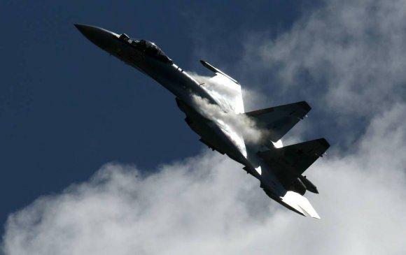 Турк F-35-ыг Су-35 сөнөөгч онгоцоор солино