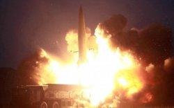 Хойд Солонгос өнөөдөр хоёр пуужин харвалаа