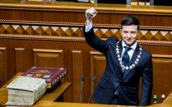 Зеленскийг сонгуулийн амлалтаа биелүүлэхгүй байна гэж буруутгав