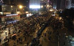 Хонконгийн Засгийн газар эсэргүүцэгчидтэй хэлэлцээ хийхээ мэдэгдэв