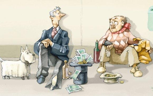 Баян болон ядуу хүмүүсийн сэтгэлгээний 10 ялгаа