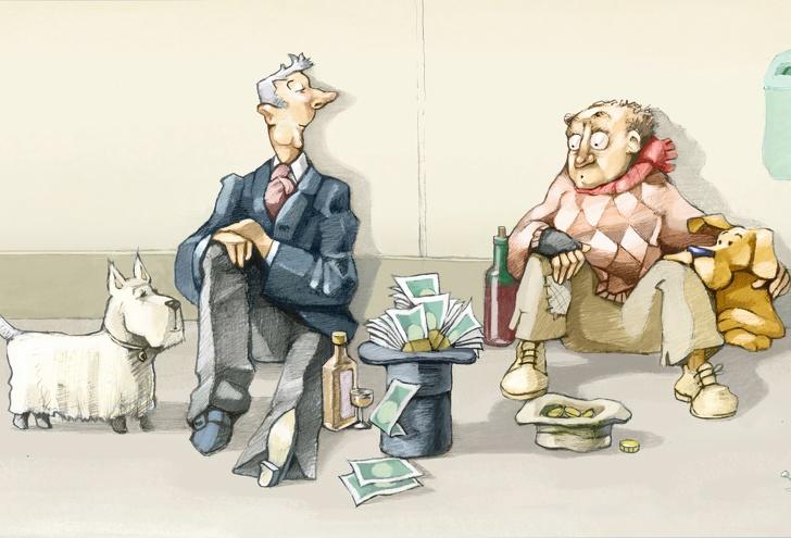 ядуу амьдруулдаг сэтгэлгээ зурган илэрцүүд