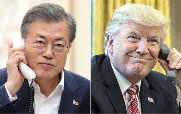 Өмнөд Солонгос Трампын хувийн АТМ үү?
