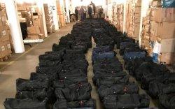 Германд нэг тэрбум ам.долларын таван тонн кокайн хураан авчээ