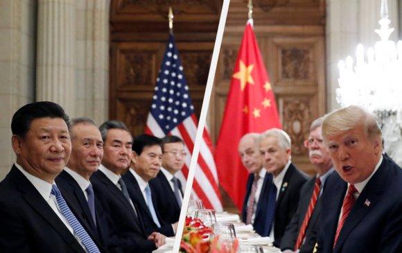 АНУ Хятадаас нэг их наяд долларын өр нэхэхээр судалж байна