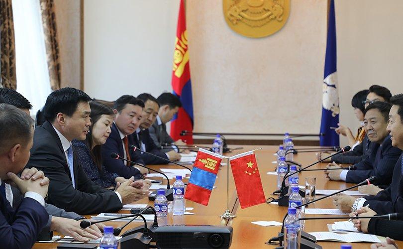 Монгол Улс, БНХАУ-ын гурав дахь удаагийн экспо зохион байгуулагдана