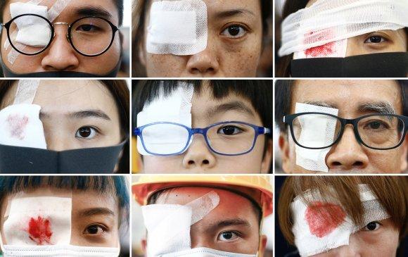 """""""Хонгконгийн жагсаал терроризмын шинжтэй болж байна"""""""