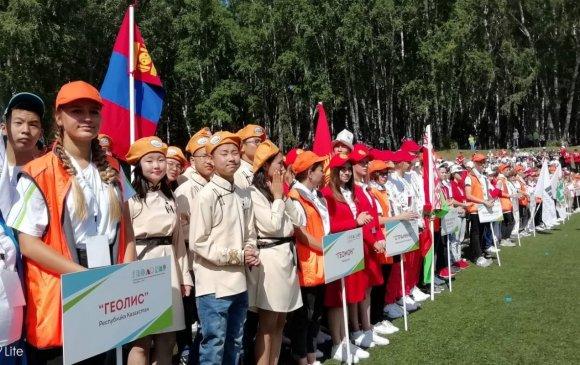 """""""Өсвөрийн геологичдын хээрийн XII олимпиад""""-д Монгол хүүхдүүд амжилттай оролцлоо"""