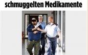 Монголын хоёр дипломат Германд хууль бус эм зөөвөрлөж яваад баригджээ