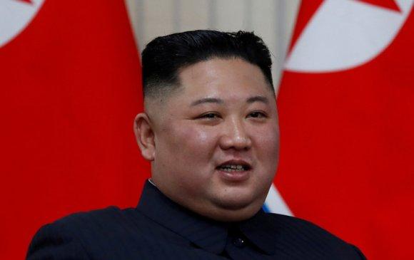 ОХУ Ким Жон Уныг Ялалтын баярын 75 жилийн ойн баярт урив