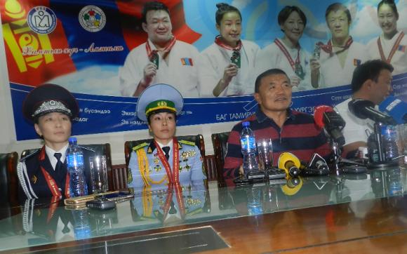 Токиог зорьсон Монгол Улсын шигшээ багийн бүрэлдэхүүн