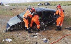 Хоёр өдөрт 10 хүн зам тээврийн ослоор нас баржээ