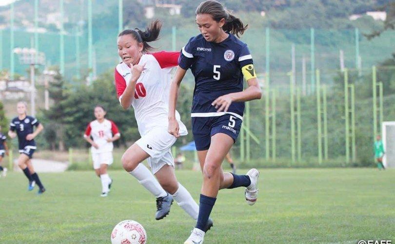 Охидын шигшээ баг хөлбөмбөгийн фестивальд оролцов