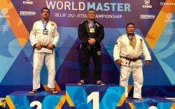Г.Эрхэмбаяр аварга хүрэл медаль хүртлээ