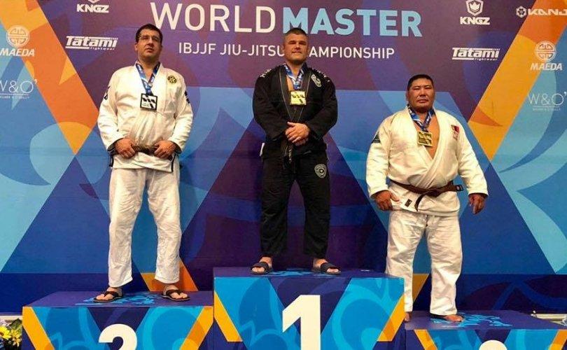 Г.Эрхэмбаяр мастерсын дэлхийн аваргаас хүрэл медаль хүртлээ