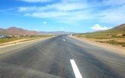 Тосонцэнгэлээс Улиастай чиглэлийн 114.2 км зам ашиглалтад орлоо