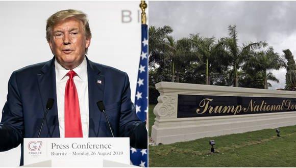 """Трамп дараагийн """"Их 7""""-ийн уулзалтыг өөрийн эдлэнд хийхийг санал болгов"""