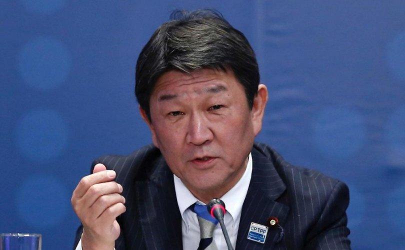 Япон: АНУ-тай хэлэлцээ хийсэн ч хүндрэлтэй хэвээр байна