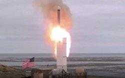 АНУ 32 жилийн дараа ойрын зайн пуужин харвалаа