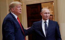 """Оросыг """"Их 7""""-ийн бүлэгт нэмэх Трампын саналыг нэг л хүн дэмжжээ"""