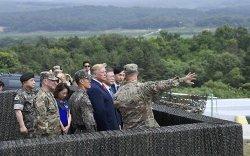 Зүүн Хойд Азийн аюулгүй байдлыг Трамп өөрчилж байна